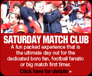 Saturday Match Club